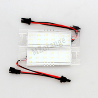 Brand New 18 LED License Plate Light Number Plate Lamp For Vauxhall Opel Corsa C D