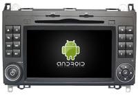 S190 Android 7.1 auto dvd gps Voor BENZ Een KLASSE (W169) (2005-2011) auto Audio speler navigatie head unit apparaat BT WIFI 3G