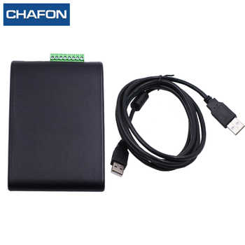 CHAFON 1M uhf rfid desktop reader emulate keyboard version No Driver for access control - Category 🛒 Security & Protection