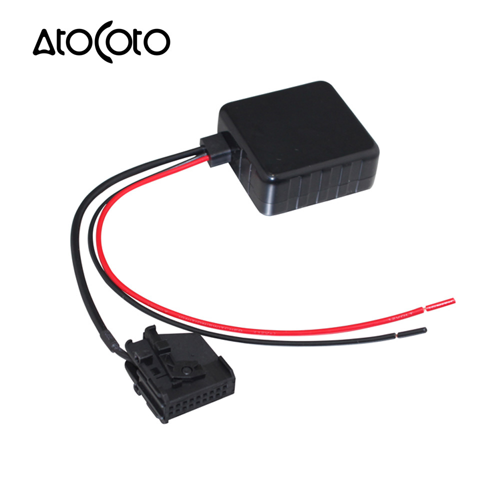 car bluetooth module with filter for vw golf mfd2 rns rns2. Black Bedroom Furniture Sets. Home Design Ideas