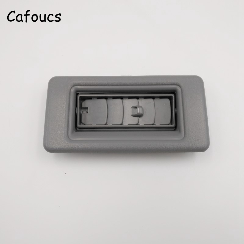 Cafoucs Car Interior Top Air Conditioner Outlet For Mitsubishi Montero Pajero V33 V43 V45