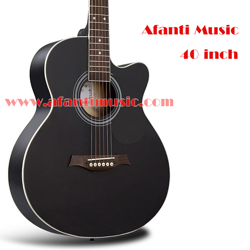 40 inch Spruce top / Sapele Back & Sides / Afanti Acoustic guitar (ADR-229) afanti music acoustic guitar repair tools gtl 109