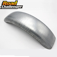 DIY Universal Rear Fender Mudguard Unpainted For Harley Sportster 883 1200 XL Cafe Racer Solo Seat Bob Motorcycle Motorbike
