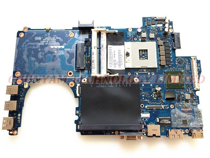 QAR00 LA-7931P REV:1.0(A00) For DELL M4700 motherboard CN-035JKV 35JKV PGA989 laptop motherboard mainboard 90Days Warranty