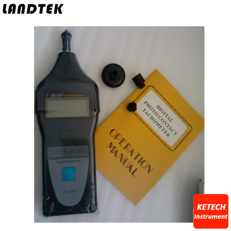Digital Handheld Tachometers DT2858 Digital Handheld Tachometers DT2858