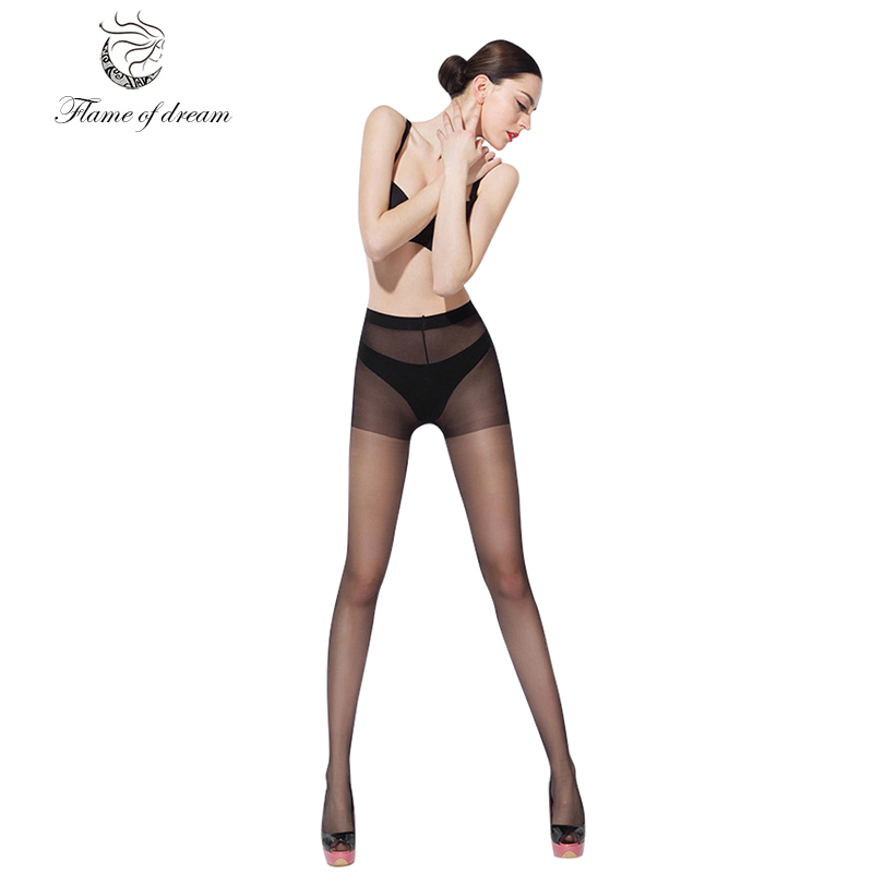 2pcs one lot good quality 15 D for summer Womens Tights Pantyhose 8