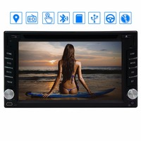 Car Gps DVD Player Navigation Stereo HD Tape Recorder Radio Audio Video Player In Dash Bluetooth
