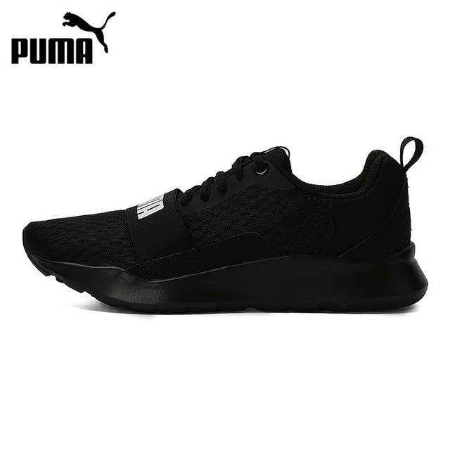 Original New Arrival 2018 PUMA Wired Men s Skateboarding Shoes Sneakers 86a94898c7