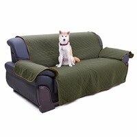 Hurtownie! Pet Meble Trzy-Seat Sofa Poduszki Zwierzęta Sofa Protector Maszyny Dostępne BothBrown Aplikację I Zielony Strony Mogą Być Mycia