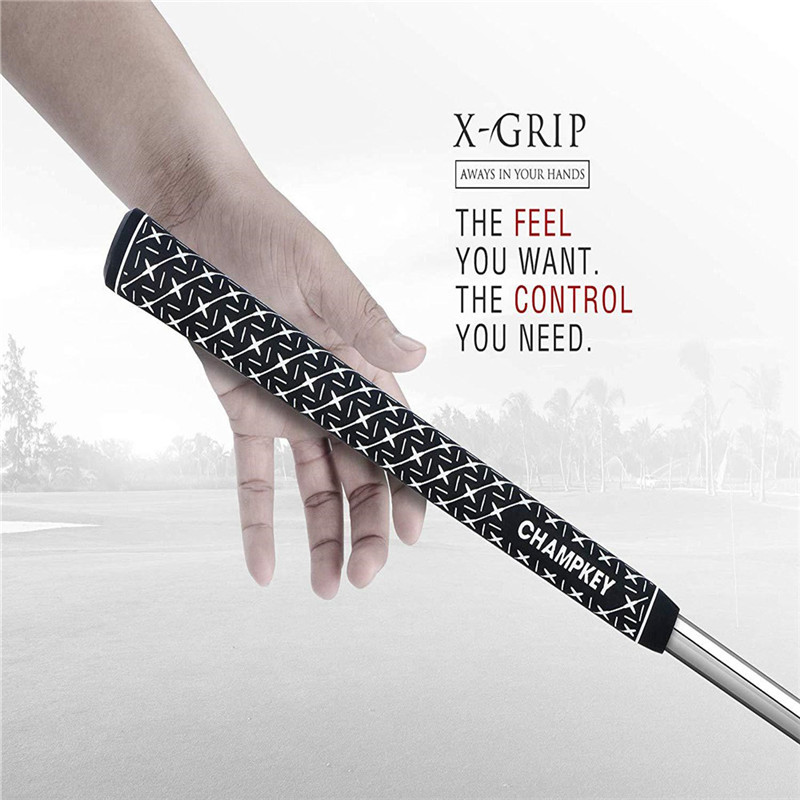 Golf Grips Set of 13 Anti Slip Rubber Golf Club Grips Ideal For Clubs Wedges Universal Classic Standard Medium Unisex Iron Wood in Club Grips from Sports Entertainment