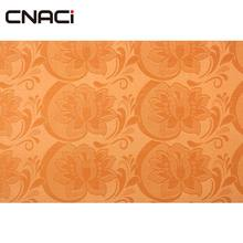 CNACI 2018 Ladies Dresses Material Guinea Brocade Fabric Hot Products 100% Polyester 10 Yards Tissu Damask Bazin Riche