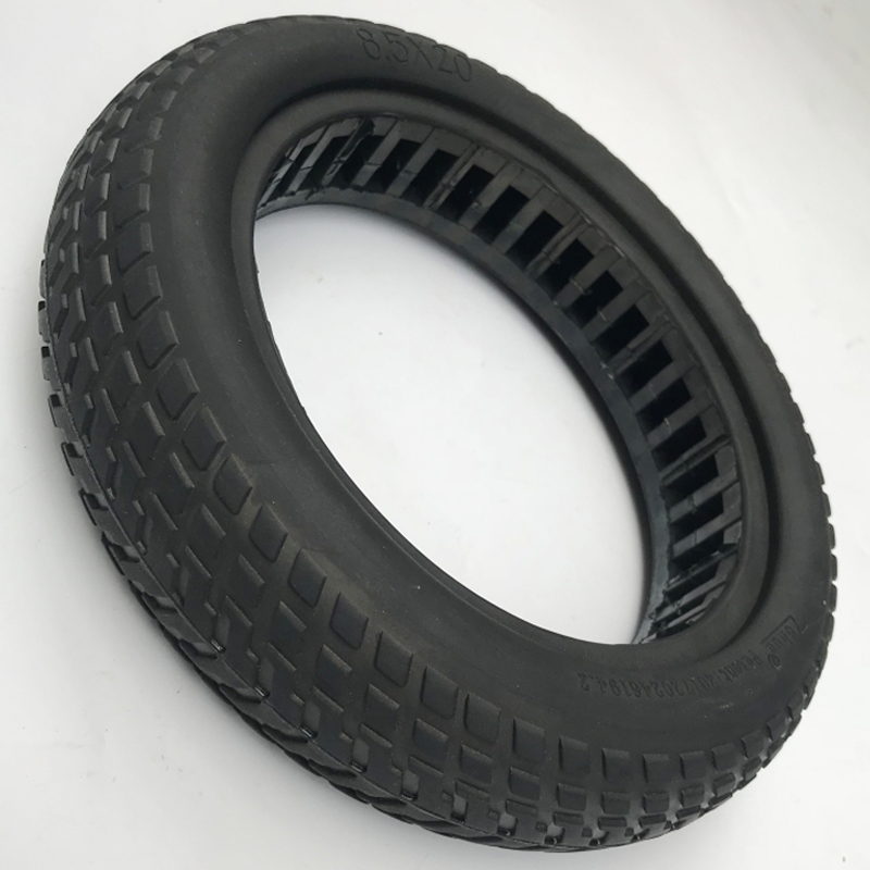 Damping Scooter Hollow Solid Tire Custom For Xiaomi Mijia M365 Skateboard Scooter Tyre 8.5 Tire Wheel Non Pneumatic Rubber Tyre