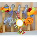 A Puppet Of The Pram Cute Infant Baby Rattles Hanging Bell Crib Rattle Toys For Baby Educational Toys