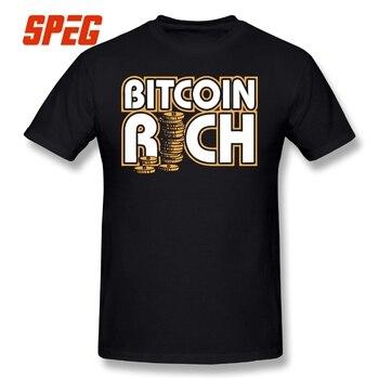T-Shirt Bitcoin Rich