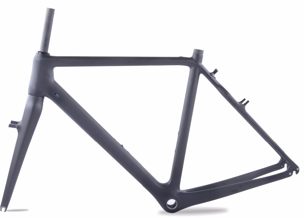 MIRACLE vélo chinois carbone cyclocross v-brake UD mat t700 CX vélo cadre en carbone Di2 CX536