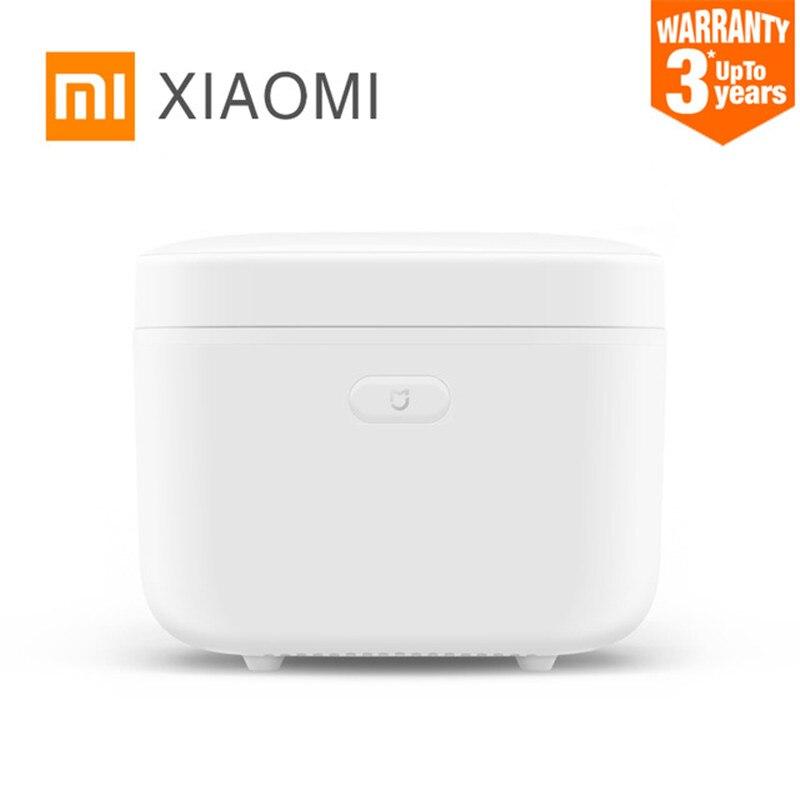 Mijia Xiaomi IH 4L Intelligent électrique cuiseur à riz 220V rendez-vous IH chauffage électromagnétique PFA poudre revêtement cuisinières
