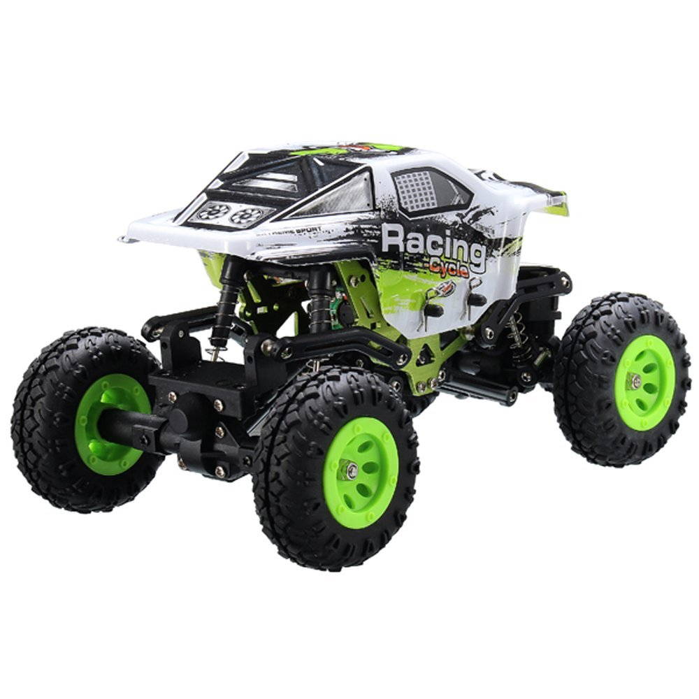 WLtoys 1:24 RC Buggy 24438 1/24 2.4G 4WD Off-Road Remote Control Car Toys Rock Crawler RC Racing Car Radio Controlled RTR mini rc car 1 28 2 4g off road remote control frequencies toy for wltoys k989 racing cars kid children gifts fj88