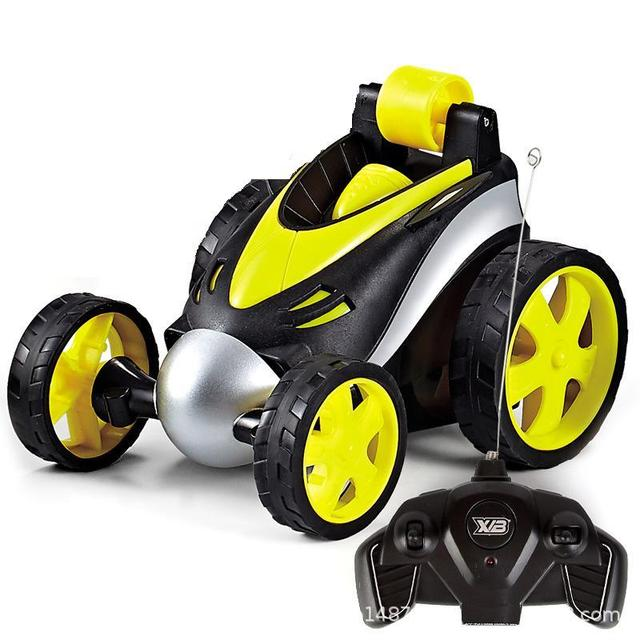 newest 360 degree Rolling Rotating Tumbling Remove Control CAR
