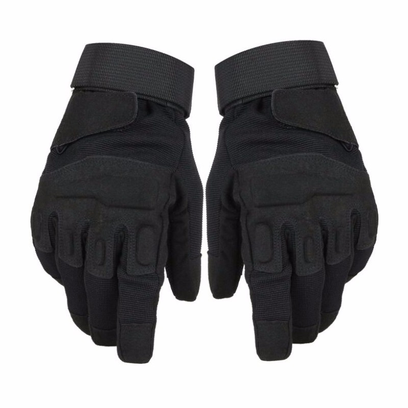 Outdoor-Men-s-Army-Gloves-Man-Full-finger-gloves-Military-police-Safety-Gloves-Anti-Slippery-Leather