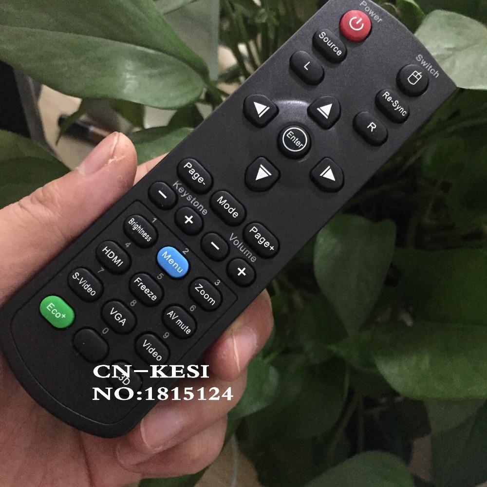 CN-KESI FIT Original Remote Control FIT For Optoma RX825 X2015 DP3515 OSX825 T662 EX763 RS320ST RW320ST EH501 W501 Projector new projector remote control for optoma hd33 br 3060b hd25 hd25 lv br 3037b