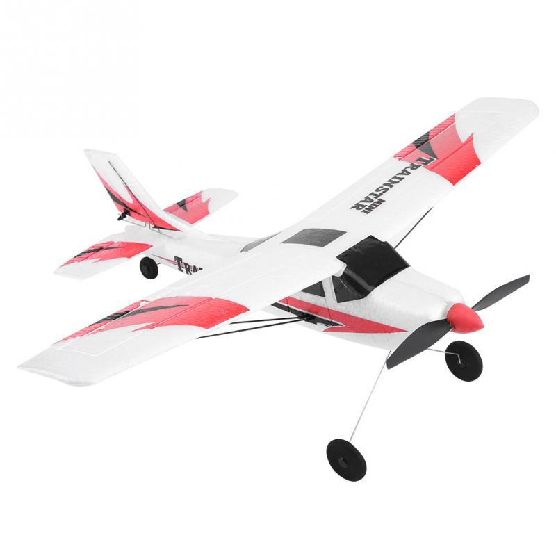 Volantex V761 1 Firstar RC 飛行機ミニグライダー 3 チャンネル 400 ミリメートル 2.4 ghz 6 軸ジャイロマイクロ EPP RC 飛行機 RTF 3 モード RC 飛行機  グループ上の おもちゃ & ホビー からの ラジコン 飛行機 の中 2