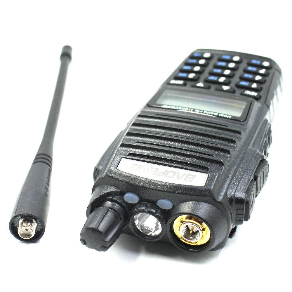 2PCS/Lot BaoFeng UV-82 Walkie Talkie 136-174MHz & 400-520MHz Two Way Radio UV82 FM Transceiver Ham Radio