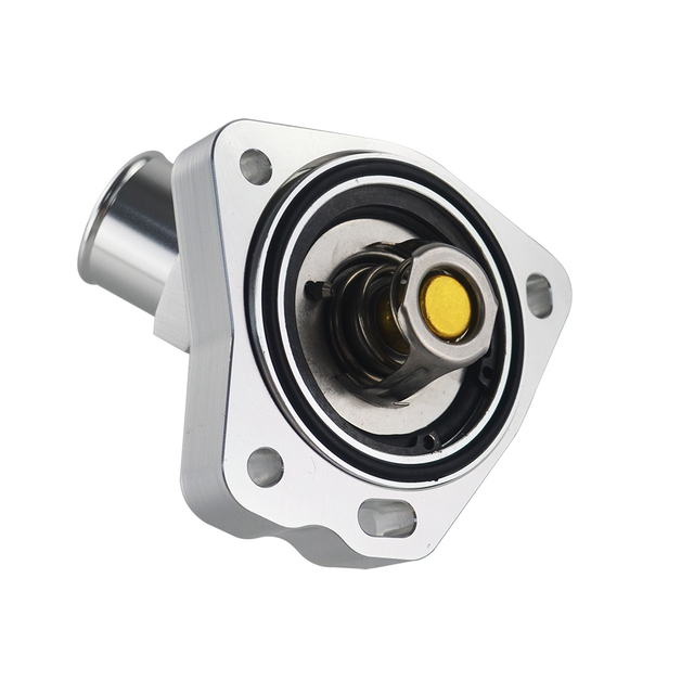 PQY - Universal K20 & K24 Car Engine Cooling Components Swivel Neck Thermostat Housings PQY-CTT01