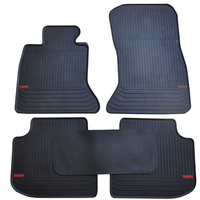 Special No Odor Carpets Waterproof Rubber Car Floor Mats for 2014 2017 Year BMW 5 SERIES GT F10 F07