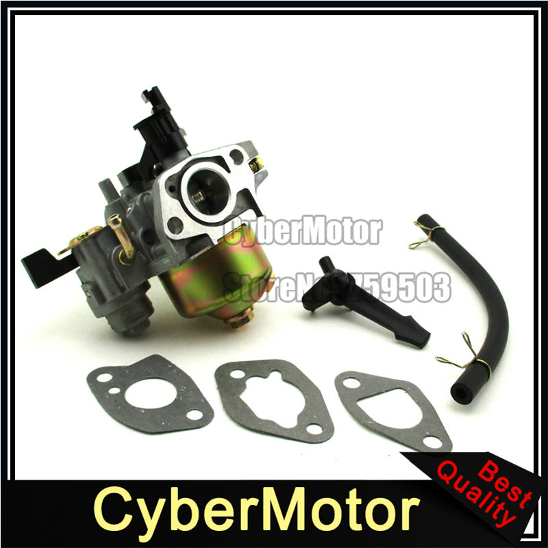 купить Carburetor Choke Lever Carb For Honda GX160 5.5HP GX200 16100-ZH8-W61 Jingke Huayi Ruixing 6.5HP 168F Water Pump Pressure Washer недорого