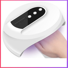 36W Smart Sensor UV Nail Lamp Nail Dryer Machine For Gel 12LEDs USB Cable Nail Dryer Fast Dryer Led Lamp Tools suelina nail dryer