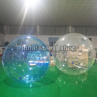 2019 Inflatable Water Walking Ball Water Rolling Ball Water Balloon Zorb Ball Inflatable Human Hamster Plastic Free shipping