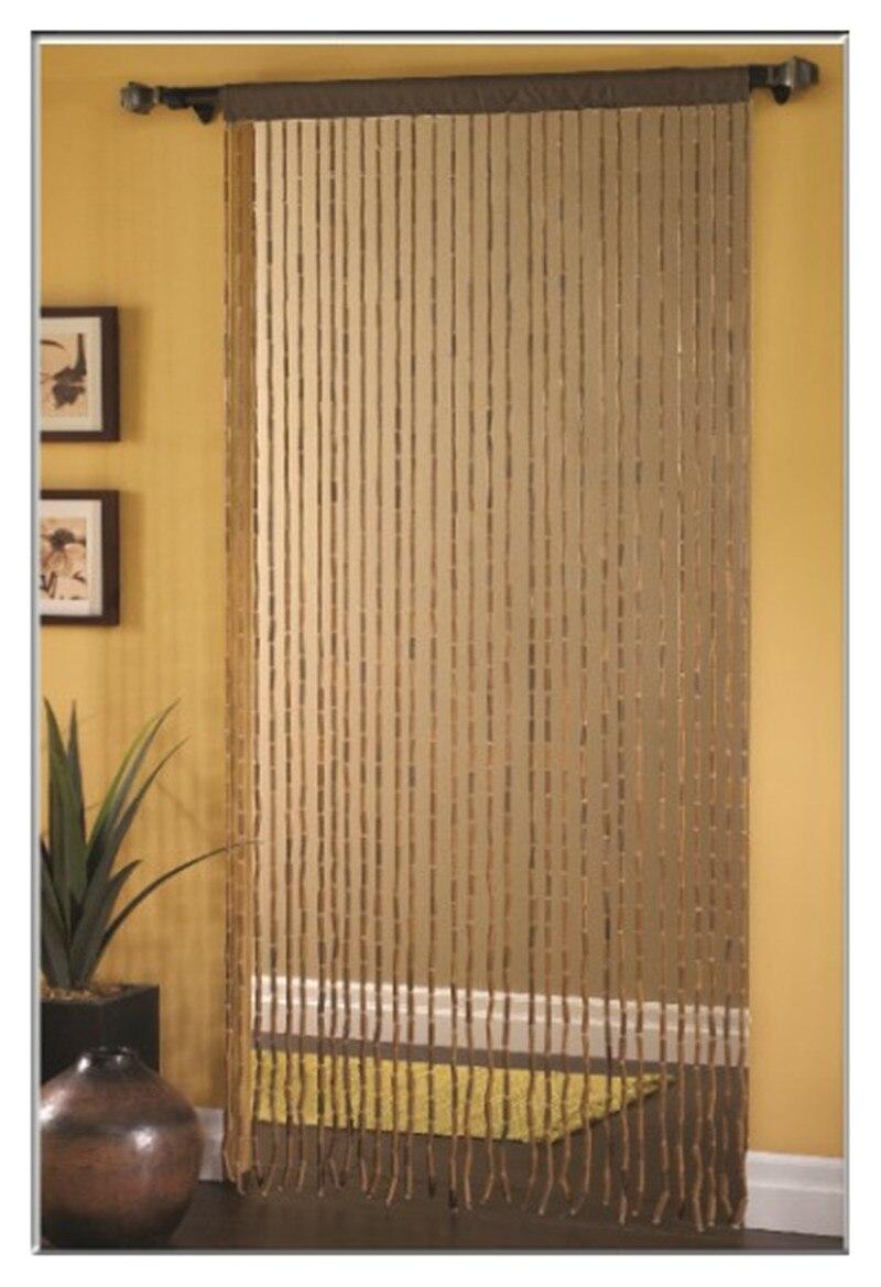 Good Chinese Fashion Bead Door Curtain, Bamboo Wooden Bead Door Screen, Feng  Shui Bead Curtain