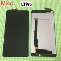 TOP Quality Full LCD Display Touch Screen Digitizer Assembly For Xiaomi Mi4C 4C Xiao Mi 4C