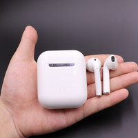 Latest Mini Wireless Bluetooth Headphones Earbuds Double Ear Earphone Air Pods Headsets For Android IphoneX 8