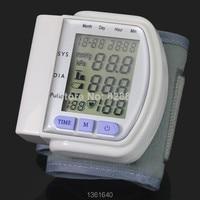 продвижение! 1 шт. высокое качество дома автоматическая цифровая артериального давления с и устройство, jk1