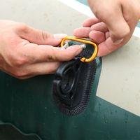 New Portable durable Inflatable Fishing Sun Shade Rain Canopy Sailboat Awning Top Boat Shelter Kayak Kit Accessories qiang