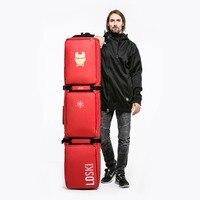 Бесплатная доставка на русский водостойкий Чехол для сноуборда Adjustabl водостойкая сумка для сноуборда Регулируемая прочная сумка для катан