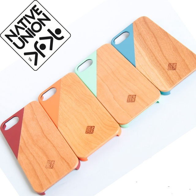 best website 66629 be2e2 US $8.99 |New Genuine Hand Crafted Native Union 'Clic' Premium Fitted Wood  Case for iPhone 5/5s on Aliexpress.com | Alibaba Group