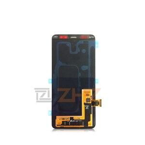 Image 3 - Per Samsung Galaxy A8 2018 A530 LCD di Tocco Digitale Dello Schermo A530F A530DS A530N Assembly di Ricambio Per Samsung A530 LCD