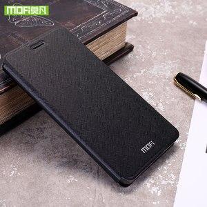 Image 5 - Đối với Meizu Pro 7 Cộng Với cas đối với Meizu Pro7 trường hợp silicon che sang trọng lật da Bộ Thuỷ Sản ban đầu cho Meizu Pro 7 cộng với trường hợp 360 capas