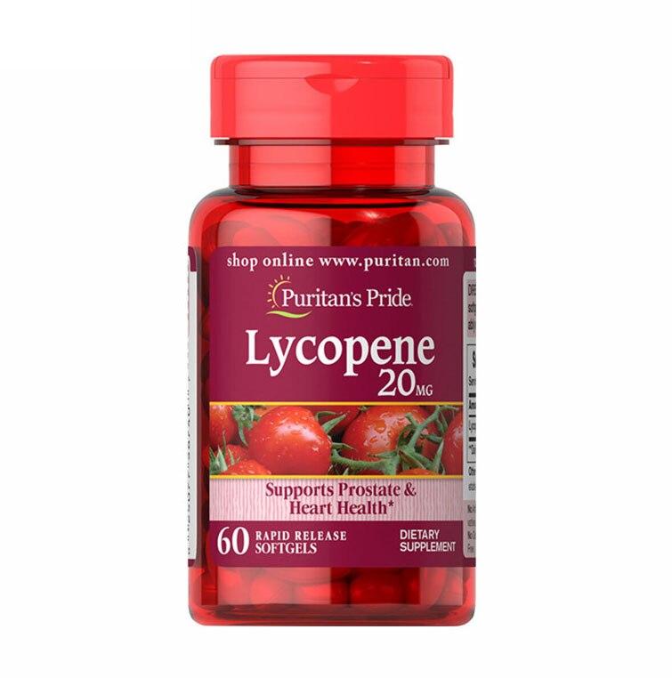 Lycopene 20 mg 60 pcs Free shipping pycnogenol 60 mg supports antioxidant & heart health 60 capsules free shipping
