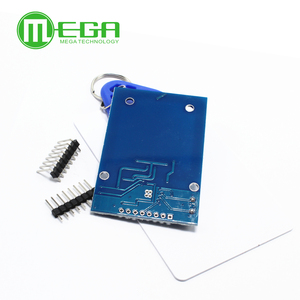 Image 2 - 10Sets RFID module RC522 MFRC 522 RDM6300 Kits S50 13.56 Mhz 125Khz 6cm With Tags SPI Write & Read for arduino