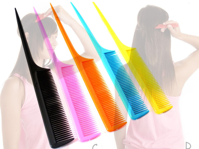 Professional Hair Comb Salon Hairstyles Exotic Material Comb Best