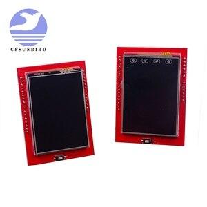 Image 5 - 2.4 inç TFT LCD dokunmatik ekran kalkanı Arduino UNO için R3 Mega2560 LCD modülü 18 bit 262,000 farklı tonları ekran kartı 9341