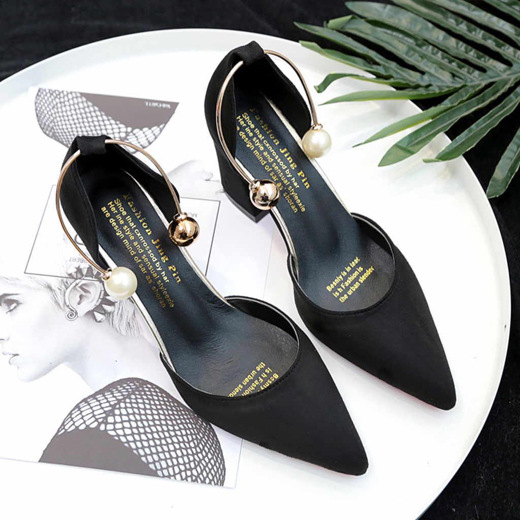 Pumpen Damen Luxus Ferse Schuhe Frauen Mode Einzelnen Platz Heels Schuhe Sandalen Weibliche Elegante Party Ferse Schuh Sapato Feminino