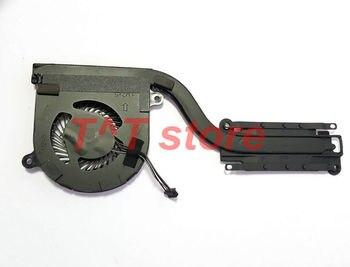 new original for DELL Latitude E7280 7280 7480 E7480 CPU Heatsink Fan Assembly 2T9GV 02T9GV free shipping