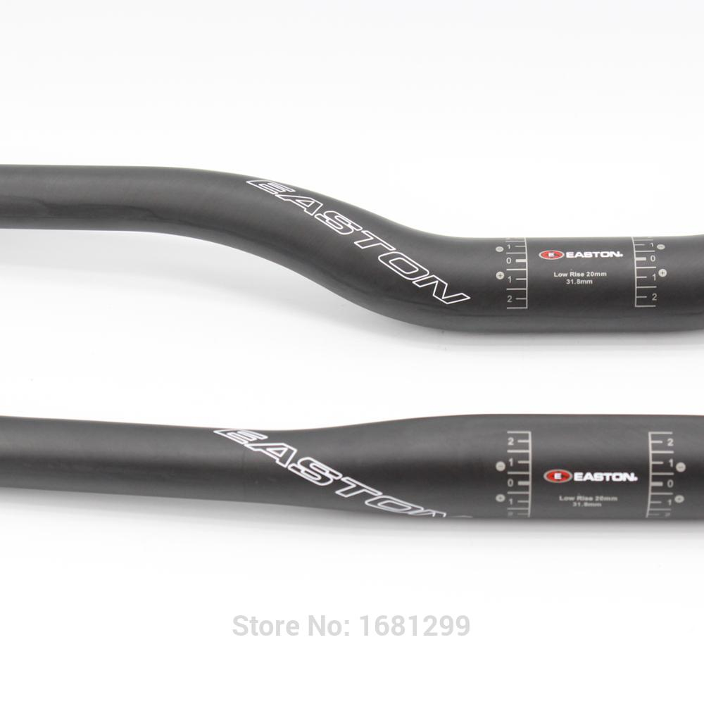 цена на Newest Mountain/Treking/City/Fold bicycle matte UD 3K full carbon fibre handlebar MTB bike light parts 31.8*600-740mm Free ship