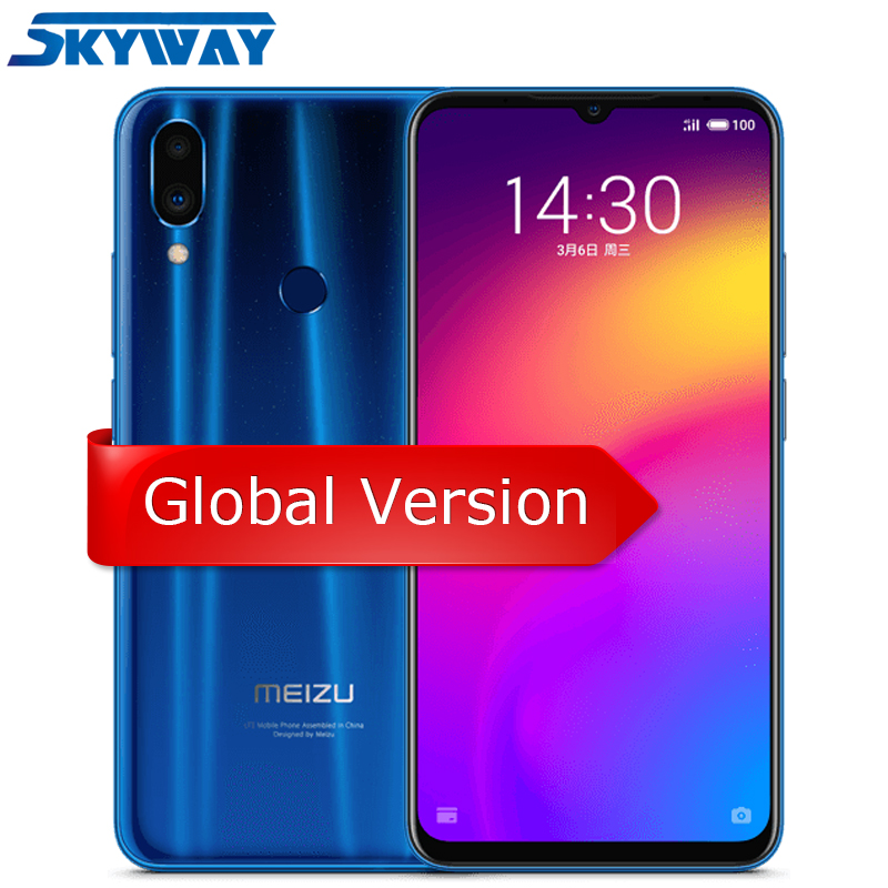 Global Version Meizu Note 9 Note9 4G LTE 4GB 64GB Snapdragon 675 Octa Core 6.2
