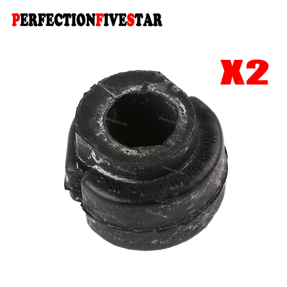 4D0411327G For Audi A4 B6 B7 A6 R8 A8 RS4 RS6 For Seat Exeo 2009-2012 Front Stabilizer Sway Bar Rubber Bush Mount 4D0 411 327 G