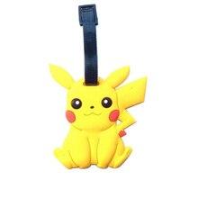Pokemon Travel Luggage Portable Tag